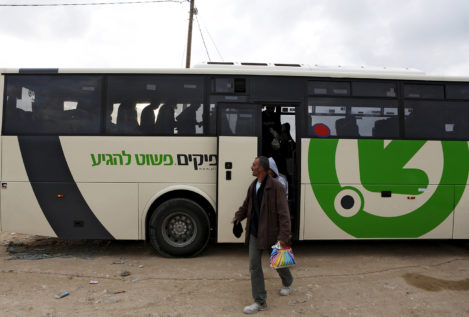 El bus del apartheid