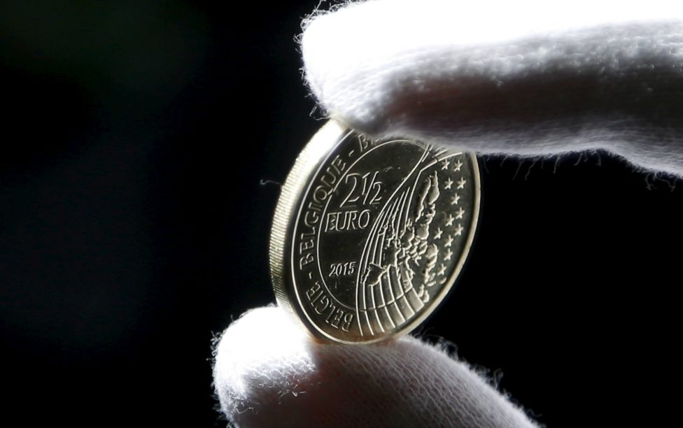 Euro support reaches record highs
