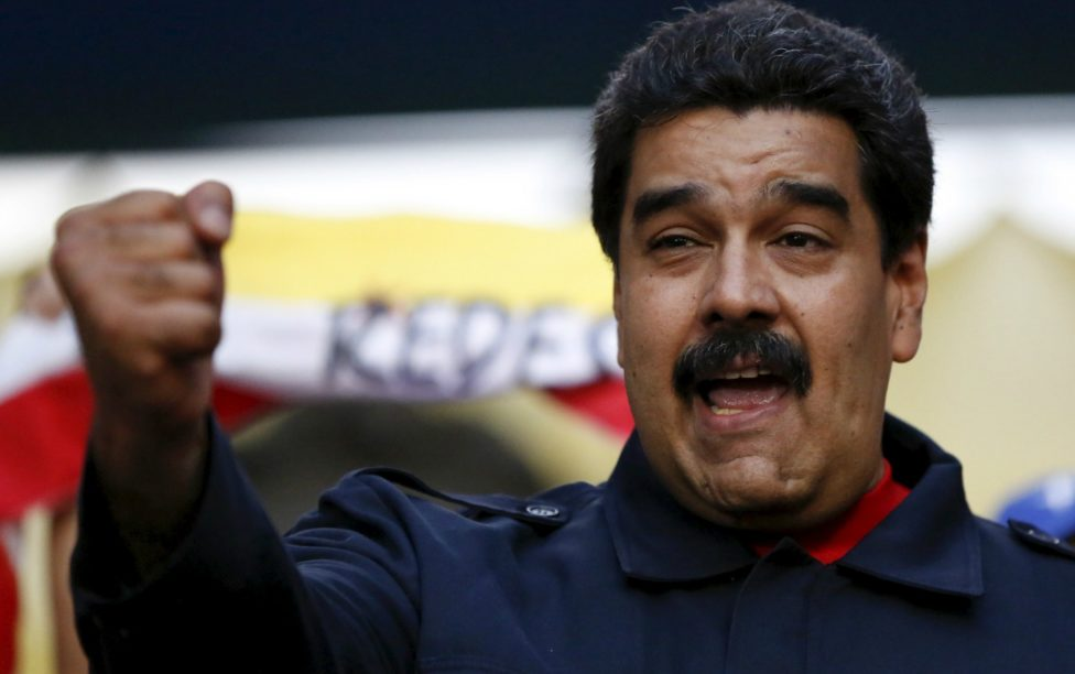 Nicolas Maduro denounced in World Court for crimes against humanity