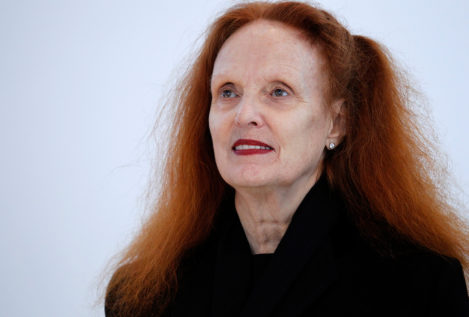 Grace Coddington deja su puesto como editora creativa de la revista Vogue