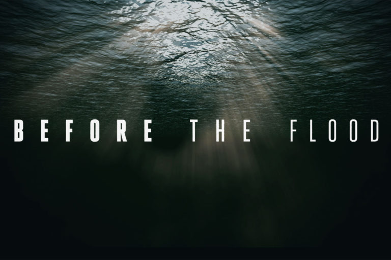 Before the Flood: el docu de DiCaprio