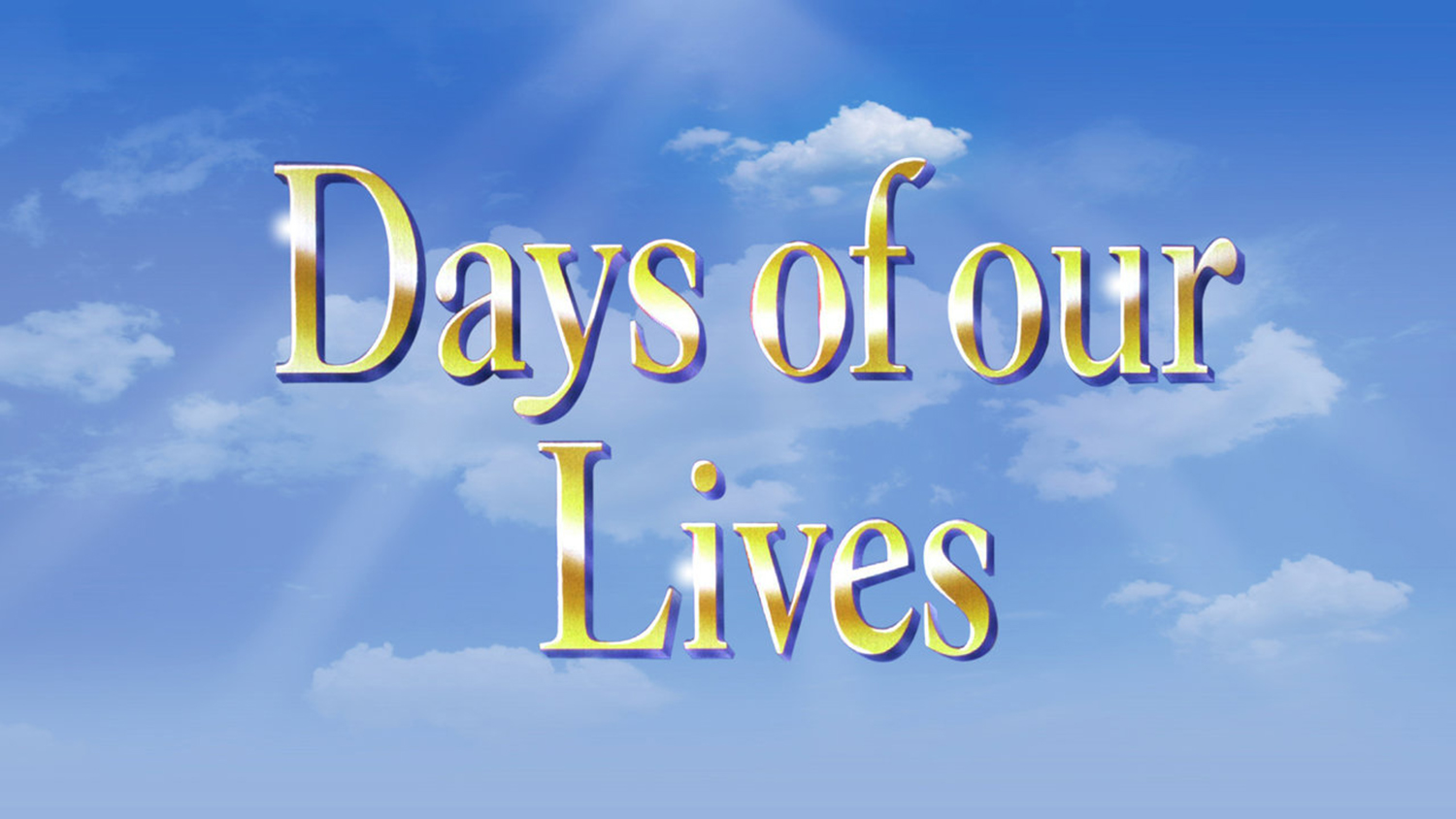 Days of our lives lleva 51 años en emisión (Foto: NBC).