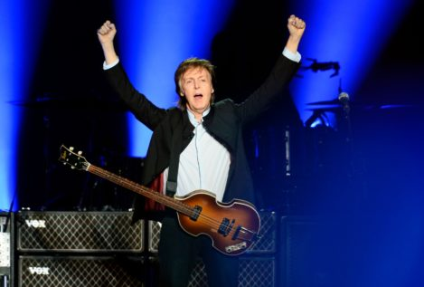 Paul McCartney demanda a Sony ATV por los derechos de autor de varias canciones de The Beatles
