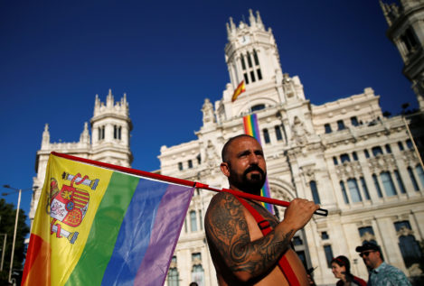 Madrid será la capital mundial del Orgullo Gay