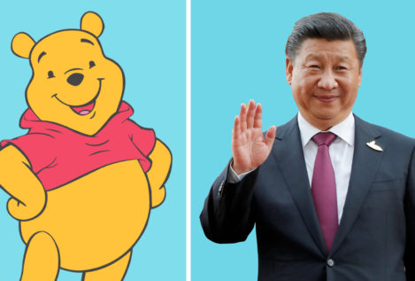 China censura a Winnie the Pooh para evitar los memes con su presidente