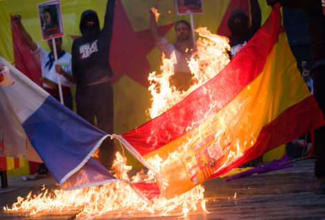 """Indepes"": ya son violentos"