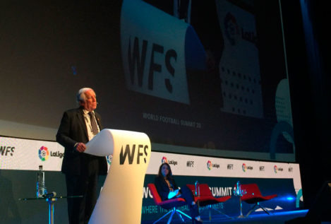 Comienza la segunda edición del World Football Summit en Madrid