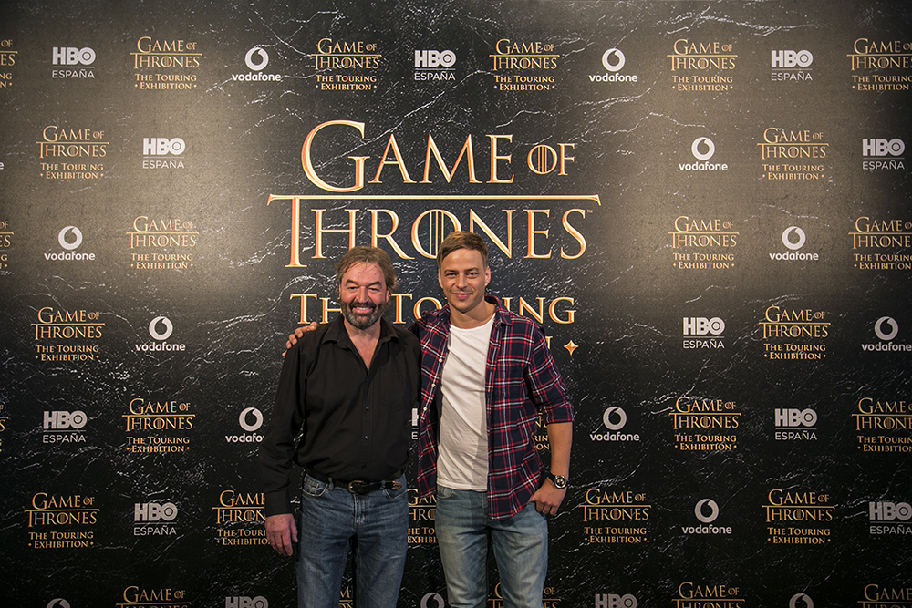 Game of Thrones: The touring exhibition, pactar con la ficción desde los decorados de la serie 4