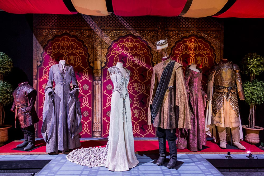 Game of Thrones: The touring exhibition, pactar con la ficción desde los decorados de la serie