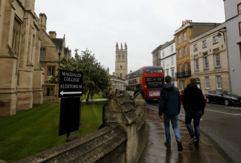 Las universidades de Oxford y Cambridge, en los 'Paradise Papers'