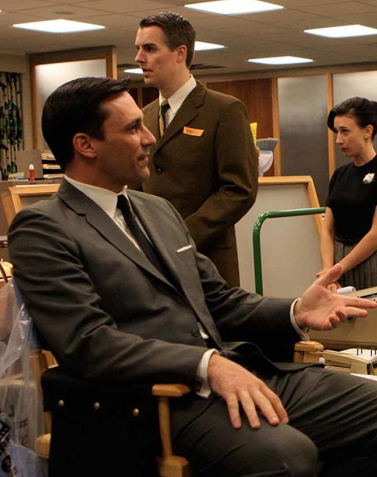 Absolutamente Heather: Matthew Weiner después de Mad Men