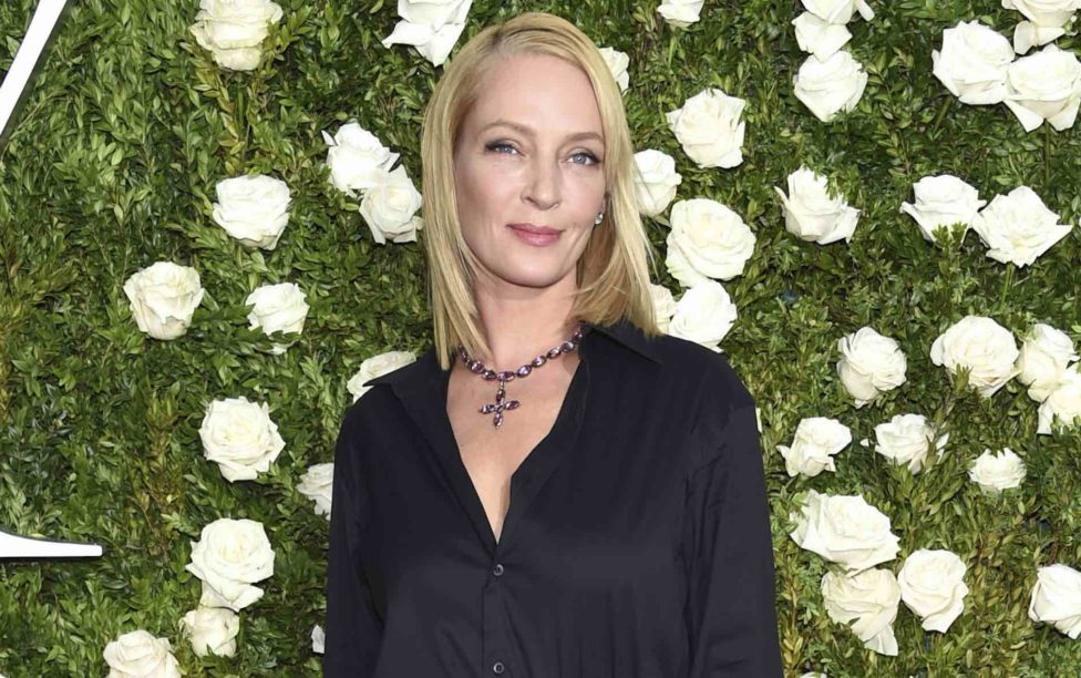 Uma Thurman revela que sufrió una agresión sexual por parte de Harvey Weinstein