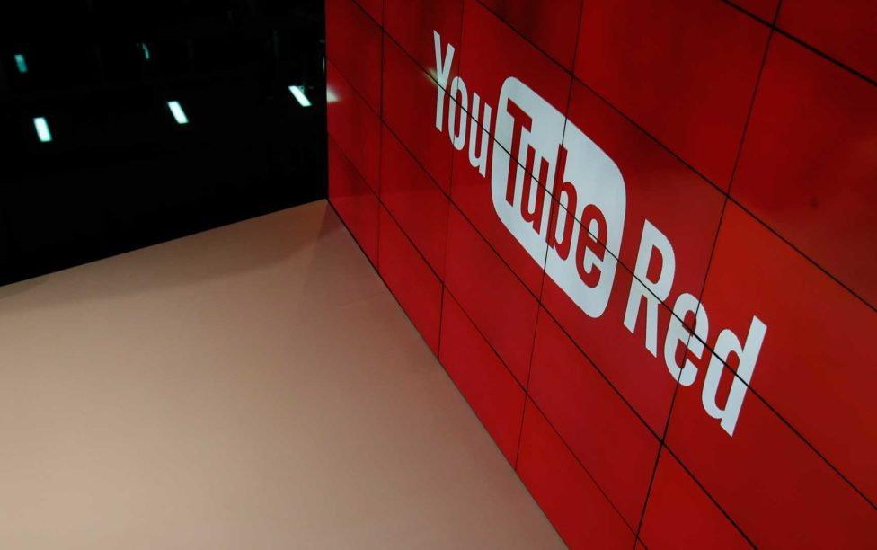 YouTube sigue a Amazon y se mete en el negocio del cine