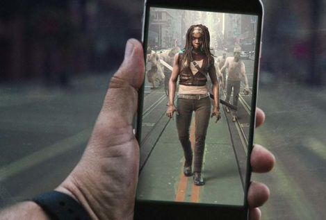The Walking Dead: Our World, el juego en realidad aumentada al estilo de Pokemon Go