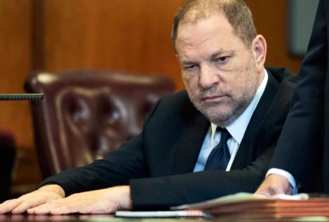 Weinstein se declara no culpable de violación y agresión sexual en Nueva York