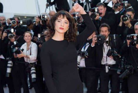 Asia Argento, una de las impulsoras del movimiento #MeToo, acusada de abuso sexual