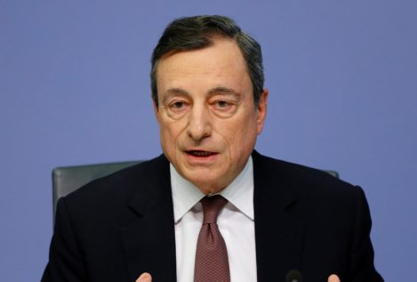 """Draghi, please don't go"""