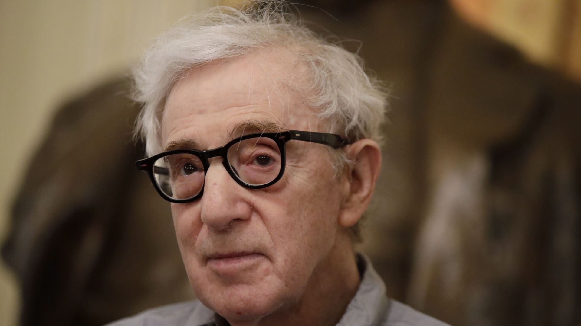 EH Bildu no recibirá a Woody Allen por la denuncia de abuso sexual
