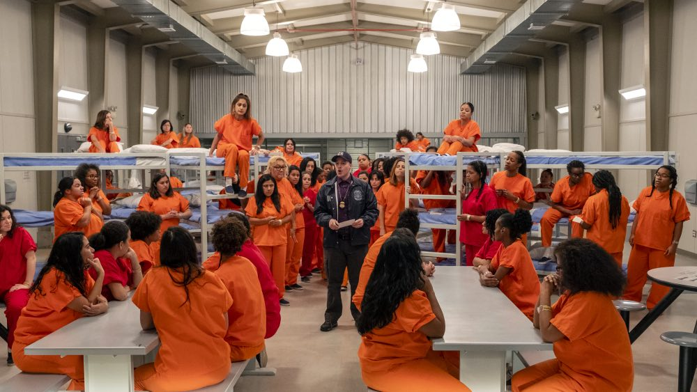 El adiós de 'Orange is the new black', un dardo que apunta directamente a Trump 1