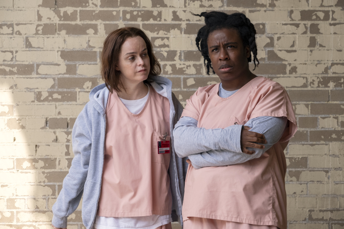 El adiós de 'Orange is the new black', un dardo que apunta directamente a Trump 3