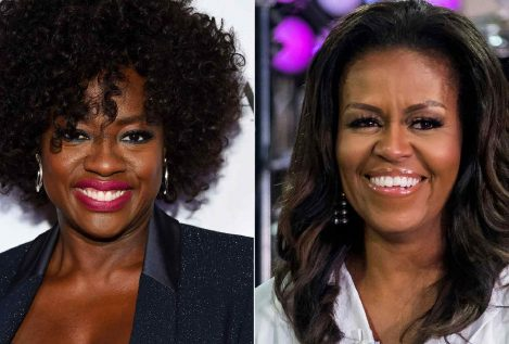 Viola Davis será Michelle Obama en la serie de televisión 'First Ladies'