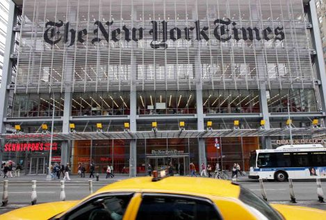 'The New York Times' suspende su edición en español por no resultar rentable
