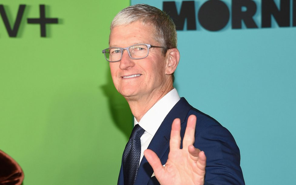 "El CEO de Apple, Tim Cook: ""Ser gay no es una limitación, es un rasgo"""
