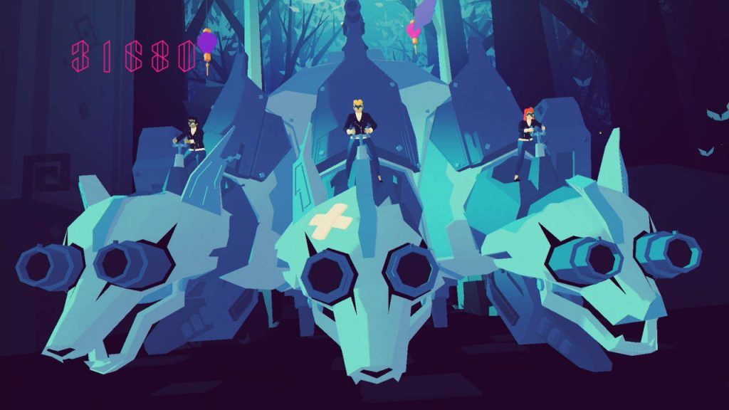 Gaming Sounds: Sayonara Wild Hearts, reivindicando el vaporware