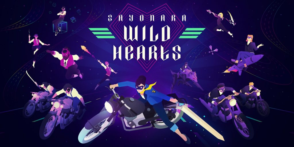 Gaming Sounds: Sayonara Wild Hearts, reivindicando el vaporware 3
