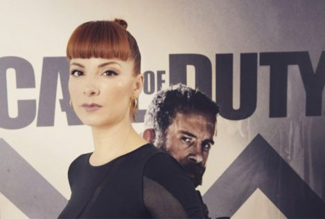 Najwa Nimri dará voz a Kate Laswell en 'Call of Duty: Modern Warfare'