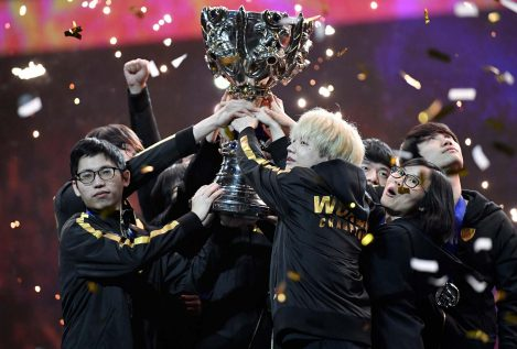FunPlus Phoenix, nuevo campeón del mundo de League of Legends