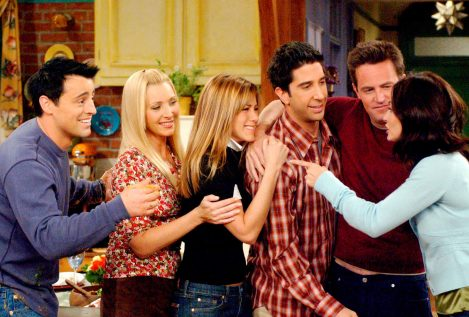 Los protagonistas de 'Friends' planean una reunión que estará disponible en HBO Max