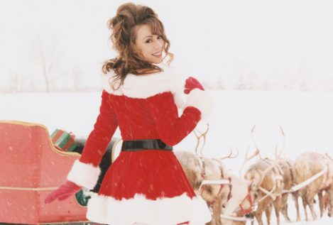 'All I want for Christmas is you' lidera las listas 25 años después de su lanzamiento
