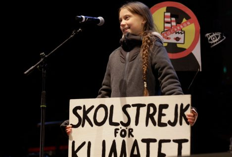 "Greta Thunberg patenta 'Fridays For Future' para impedir ""cualquier usurpación"" de la marca"