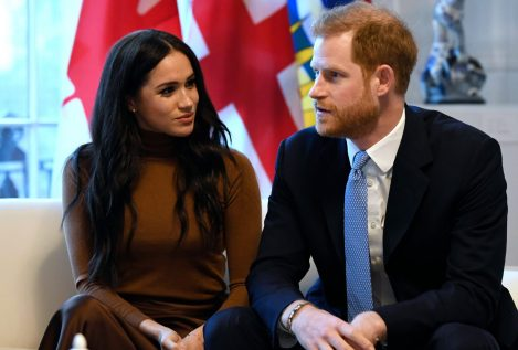 Los canadienses no quieren mantener al príncipe Harry y Meghan Markle