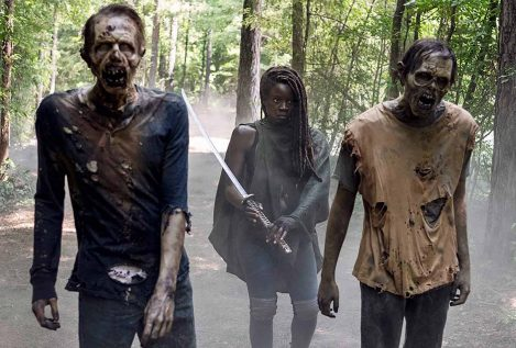 El coronavirus deja a 'The Walking Dead' sin el capítulo final de la temporada