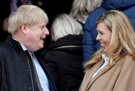 Nace el primer hijo de Boris Johnson y Carrie Symonds