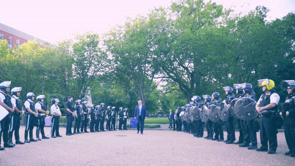 ¿'Defund the police'? 1