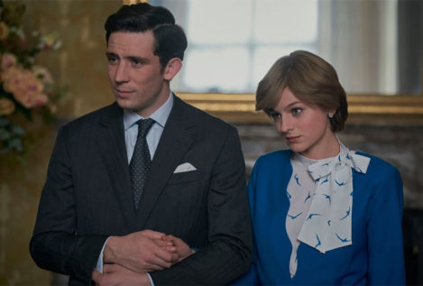 Así será el debut de Lady Di en la esperada cuarta temporada de 'The Crown'