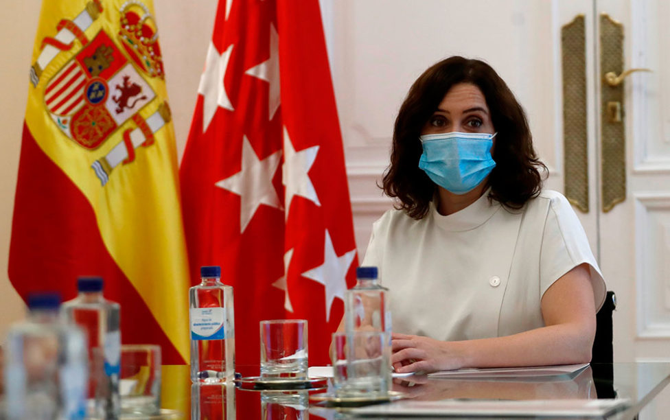 Madrid implantará la cartilla COVID-19 a modo de tarjeta sanitaria virtual