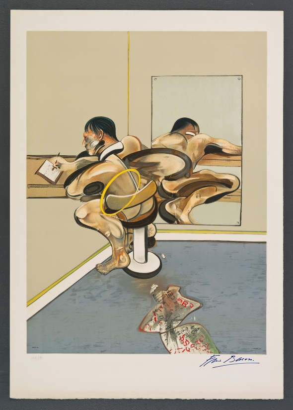 Lucian Freud y Francis Bacon, animales contemporáneos 3