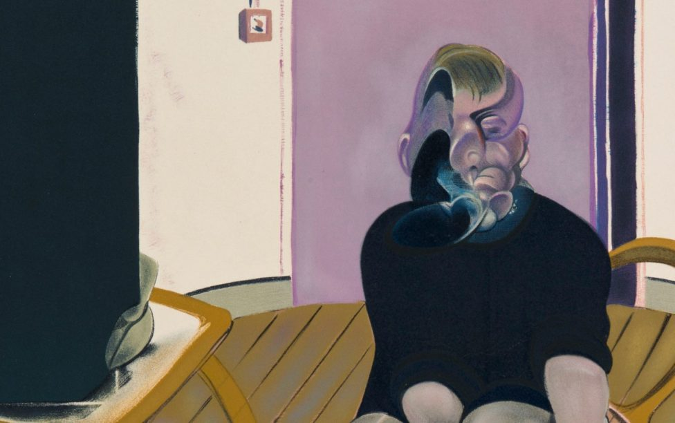 Lucian Freud y Francis Bacon, animales contemporáneos
