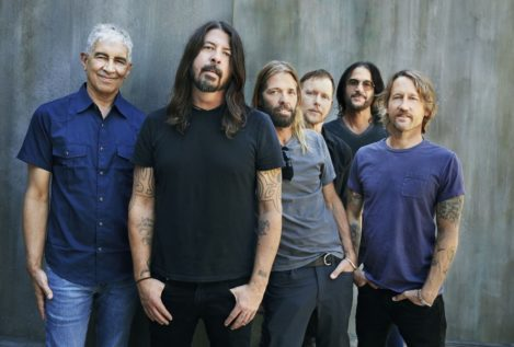 Foo Fighters como terapia: ya está aquí 'Medicine at Midnight'