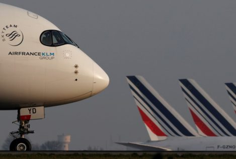Bruselas autoriza ayudas de hasta 4.000 millones para Air France